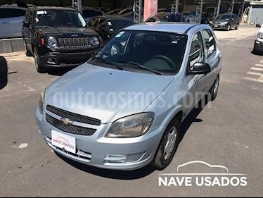 Foto venta Auto usado Chevrolet Celta LS 5P (2012) color Gris precio $188.000