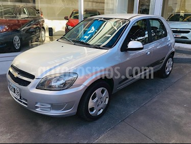 Foto venta Auto usado Chevrolet Celta LS 5P (2013) color Gris precio $260.000
