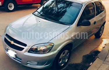 Foto venta Auto usado Chevrolet Celta LT 3P (2012) color Gris Claro precio $167.000