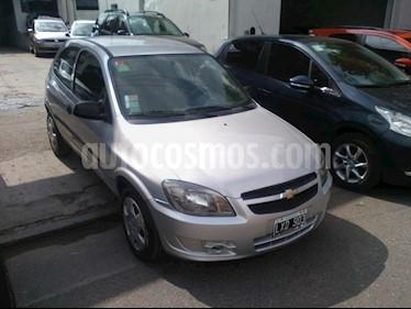 Foto venta Auto usado Chevrolet Celta LT 3P (2012) color Gris Claro precio $207.000