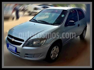 Foto venta Auto usado Chevrolet Celta LT 3P (2012) color Gris Claro precio $195.000