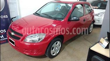 Foto venta Auto usado Chevrolet Celta LT 3P (2012) color Rojo precio $178.000