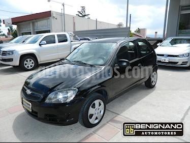 Foto venta Auto Usado Chevrolet Celta LT 3P (2012) color Negro precio $189.000