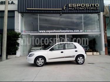 Foto venta Auto usado Chevrolet Celta LT 5P Paq (2013) color Blanco precio $195.000