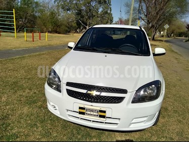 Foto venta Auto usado Chevrolet Celta LT 5P Paq (2013) color Blanco precio $205.000