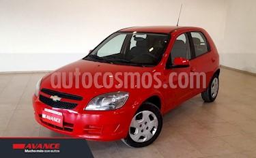 Foto venta Auto usado Chevrolet Celta LT 5P Paq (2014) color Rojo precio $275.000