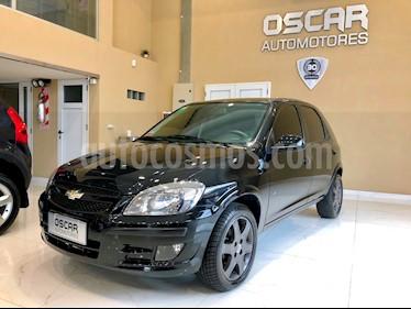 Foto venta Auto usado Chevrolet Celta LT 5P (2011) color Negro precio $199.000