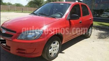 Foto venta Auto Usado Chevrolet Celta LT 5P (2012) color Rojo precio $11.111