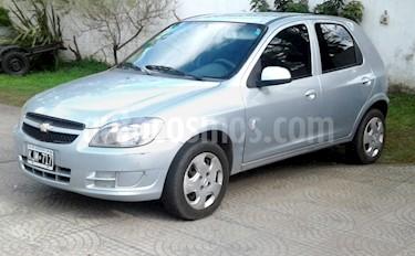 Foto Chevrolet Celta LT 5P usado (2011) color Gris Metalico precio $205.000