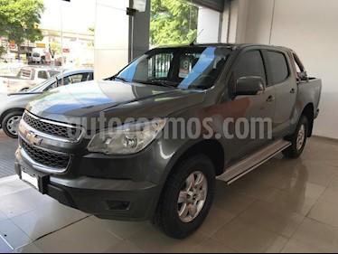 Foto venta Auto usado Chevrolet Celta LT 5P (2013) color Gris Oscuro precio $538.000