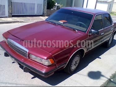 foto Chevrolet Century DLX V6 3.3i 12V usado (1992) color Rojo precio u$s800