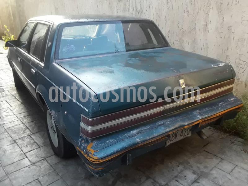 Chevrolet Century dlx v6 2.8, carburado usado (1986) color Azul precio u$s1.200