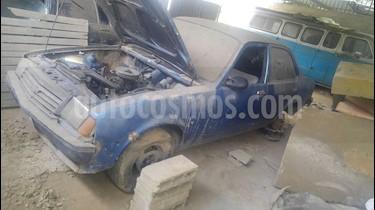 Foto venta carro Usado Chevrolet Chevette SL L4 1.6 8V (1986) color Azul precio u$s400