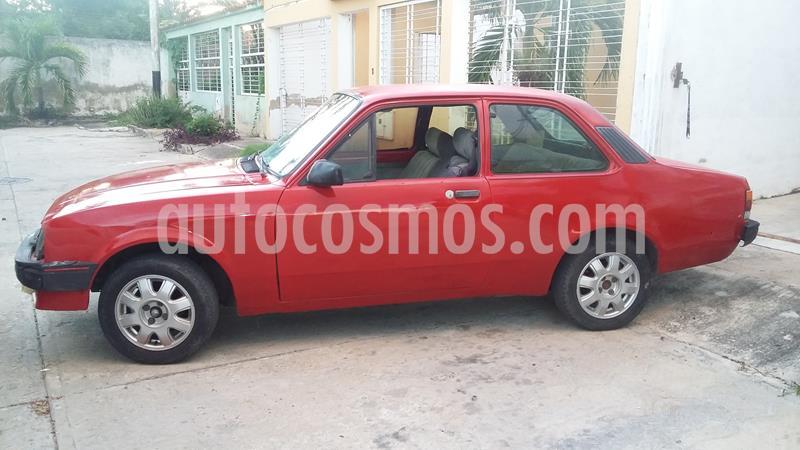Chevrolet Chevette SINCRONICO usado (1988) color Rojo precio BoF700