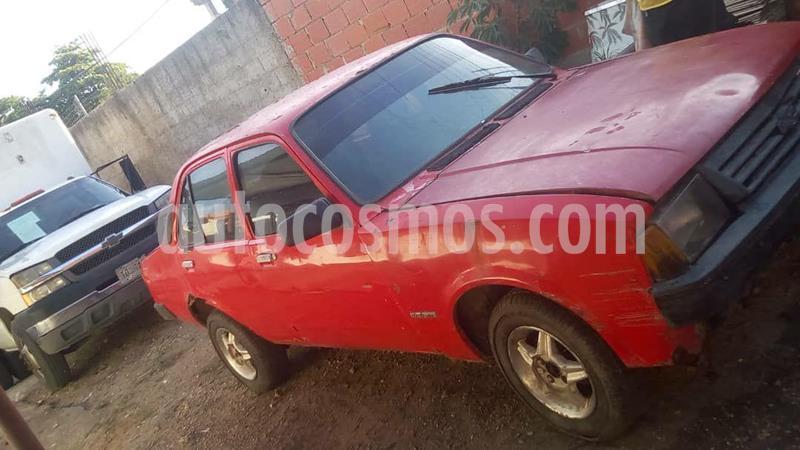 Chevrolet Chevette SINCRONICO usado (1986) color Rojo precio u$s600
