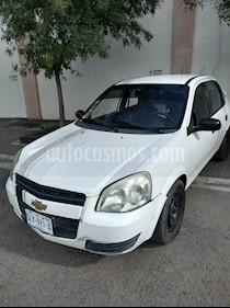 Foto Chevrolet Chevy Sedan 1.4L Monza usado (2010) color Blanco precio $45,000
