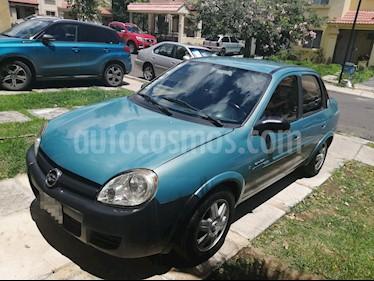 Chevrolet Chevy Sedan 1.6L Monza usado (2008) color Azul precio $53,000