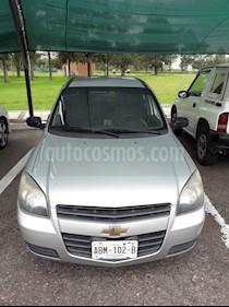 Chevrolet Chevy Sedan 1.6L Monza usado (2011) color Plata precio $69,999