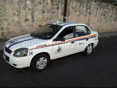 Foto venta Auto usado Chevrolet Chevy Sedan 1.6L Monza (2012) color Blanco precio $57,000