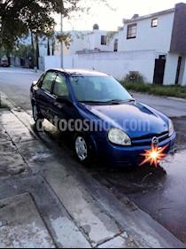 Foto venta Auto usado Chevrolet Chevy Sedan 1.6L Monza (2005) color Azul precio $55,500