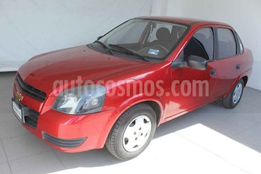 Chevrolet Chevy Sedan Paq H usado (2011) color Rojo precio $72,000