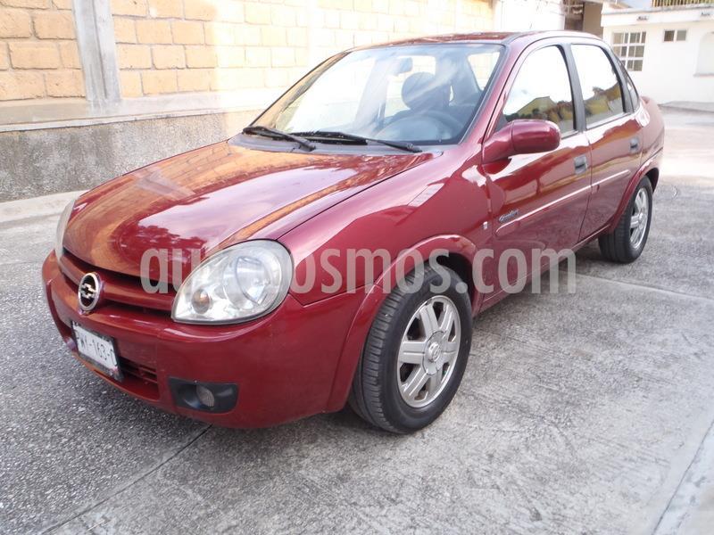 Chevrolet Chevy Sedan Paq D Aut usado (2008) color Bordo precio $73,000