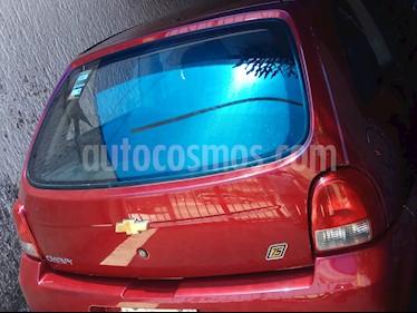 Chevrolet Chevy Sedan Paq B usado (2011) color Rojo Tinto precio $60,000