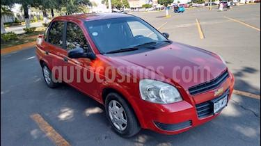 Foto venta Auto Seminuevo Chevrolet Chevy Sedan Paq H (2010) color Rojo Victoria precio $69,800