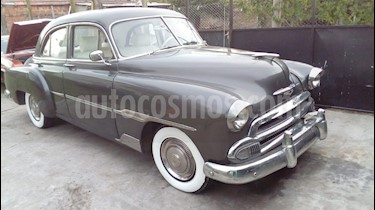 Chevrolet Chevy 230 usado (1951) color Gris Oscuro precio $400.000