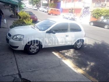 Chevrolet Chevy 3P Joy i usado (2011) color Blanco precio $65,000