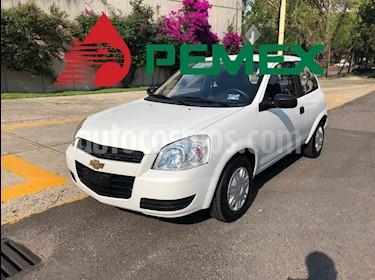 Foto venta Auto usado Chevrolet Chevy 3P Joy Pop 1.4L (2011) color Blanco precio $32,000
