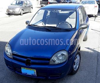 Foto venta Auto usado Chevrolet Chevy 3P Joy Pop 1.4L (2005) color Azul precio $44,500