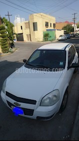Chevrolet Chevy 3P Joy Pop 1.4L usado (2009) color Blanco precio $45,000