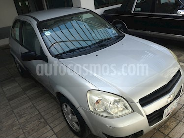 Chevrolet Chevy 3P Joy World Cup usado (2012) color Gris Plata  precio $85,000