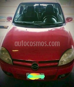 Foto venta Auto usado Chevrolet Chevy 3P Monza 1.4L  (2005) color Rojo precio $43,000