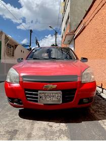 Chevrolet Chevy 3P Monza Pop 1.6L  usado (2010) color Rojo precio $45,000