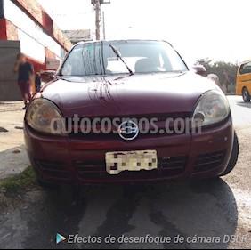 Foto venta Auto Seminuevo Chevrolet Chevy 3P Paq C (2004) color Rojo precio $36,000