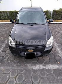Foto venta Auto usado Chevrolet Chevy 3P Paq D Aut (2009) color Negro precio $60,000