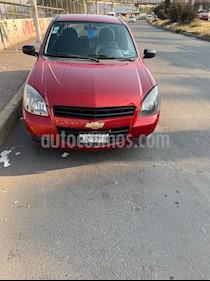 Foto Chevrolet Chevy 3P Paq H usado (2012) color Rojo Tinto precio $60,000
