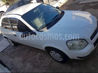 Foto venta Auto usado Chevrolet Chevy 3P Pop Austero (2010) color Blanco precio $45,000