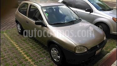 Foto venta Auto usado Chevrolet Chevy 3P Pop Austero (2001) color Bronce precio $34,800