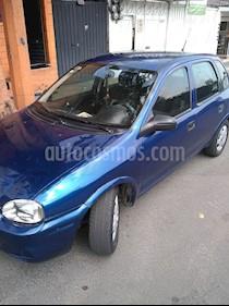 Foto Chevrolet Chevy 4P Pop Austero usado (2003) color Azul Metalizado precio $32,500