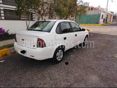 Chevrolet Chevy 5P Monza 1.6L  usado (2011) color Blanco precio $56,000