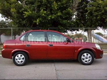 Foto venta Auto Seminuevo Chevrolet Chevy 5P Paq B (2009) color Rojo Merlot precio $69,000