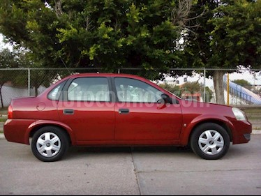 Foto venta Auto usado Chevrolet Chevy 5P Paq B (2009) color Rojo Merlot precio $69,000