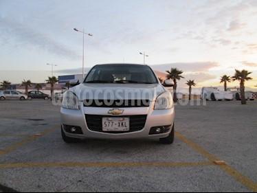 Foto Chevrolet Chevy 5P Paq C usado (2009) color Plata precio $64,900