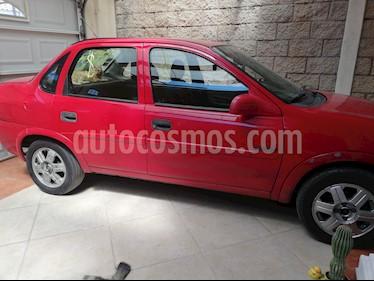 Foto venta Auto usado Chevrolet Chevy 5P Paq D Aut (2008) color Rojo Vivo precio $60,000