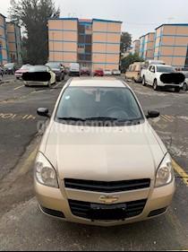Foto venta Auto Seminuevo Chevrolet Chevy 5P Paq D Aut (2010) color Oro precio $65,000