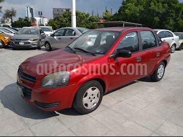 Foto venta Auto usado Chevrolet Chevy 5P Paq J (2011) color Rojo precio $89,000