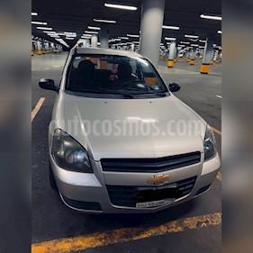 Chevrolet Chevy C2 3P Edicion Limitada usado (2011) color Gris Plata  precio $60,000